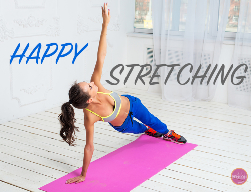 Happy Stretching