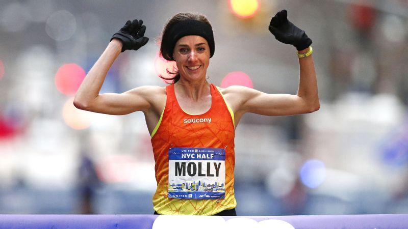 Juli Benson espn training running